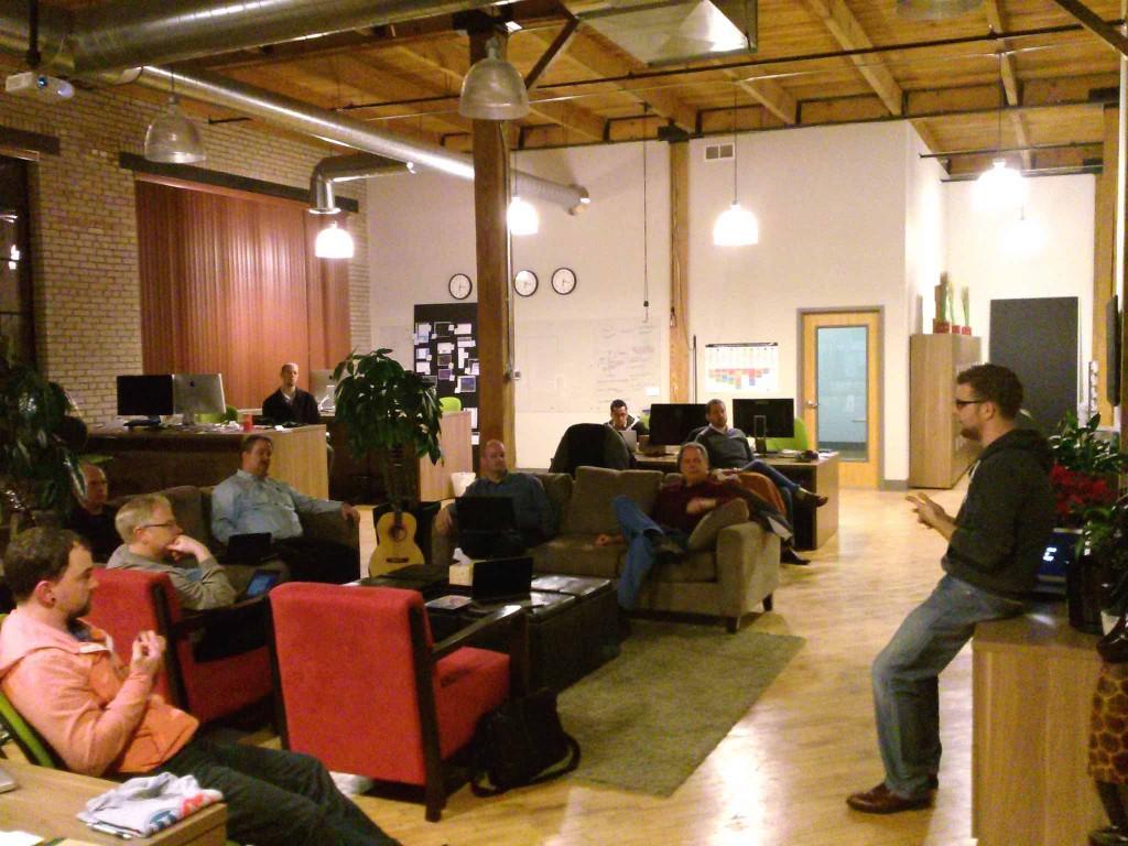 WordPress Grand Rapids Building Web Apps