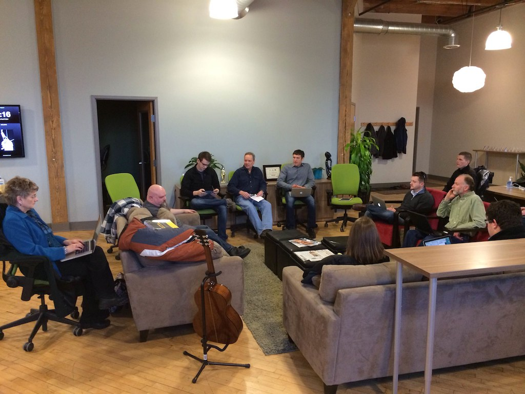 WordPress Business Workflow: Feb 2014 meetup