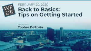 WordPress Back to Basics: Tips on Getting Started and Moving Forward